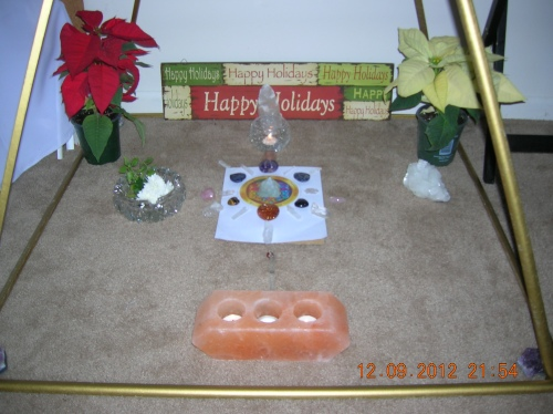 One Collective Meditation 12-9-12