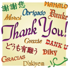 Thank you for Joining and BE-ing part of this Collective Event.