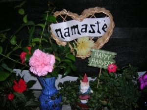 Happy Earth Day Namaste