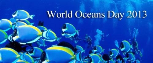 World-Oceans-Day-2013