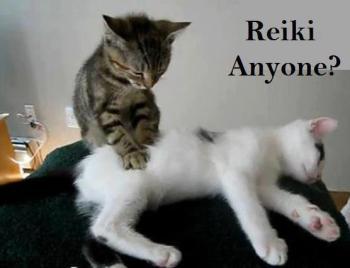 reiki anyone