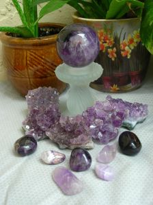Amethyst in its many forms